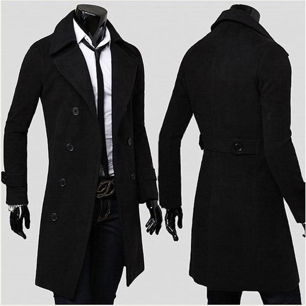 Stylish Mens Fashion Coats Slim Fit Fashion Clothing